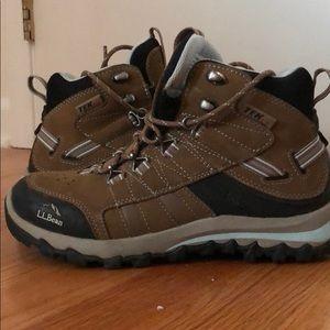 LLbean Tek 2.5 Waterproof hiking boots
